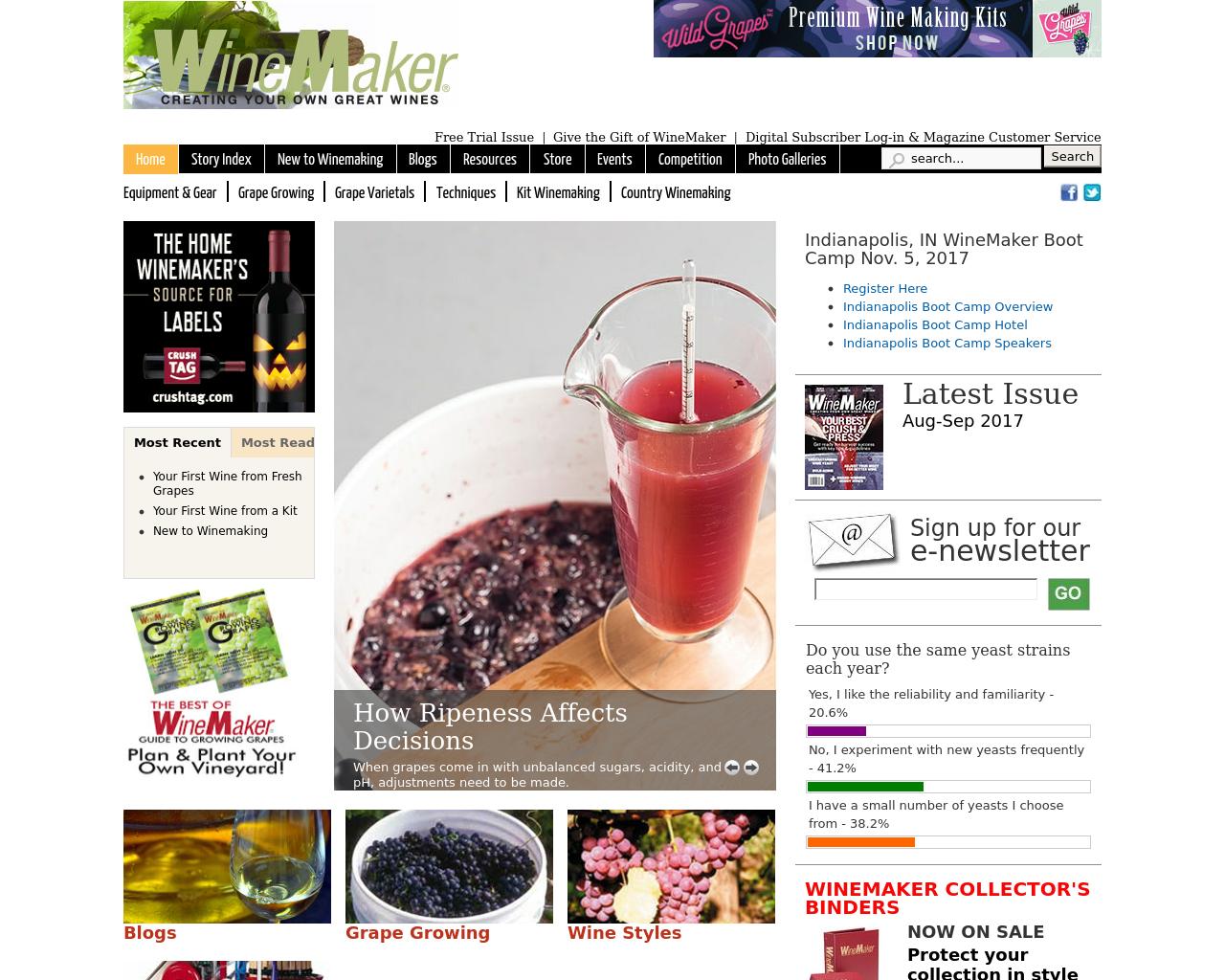 WineMakerMag.com-Advertising-Reviews-Pricing