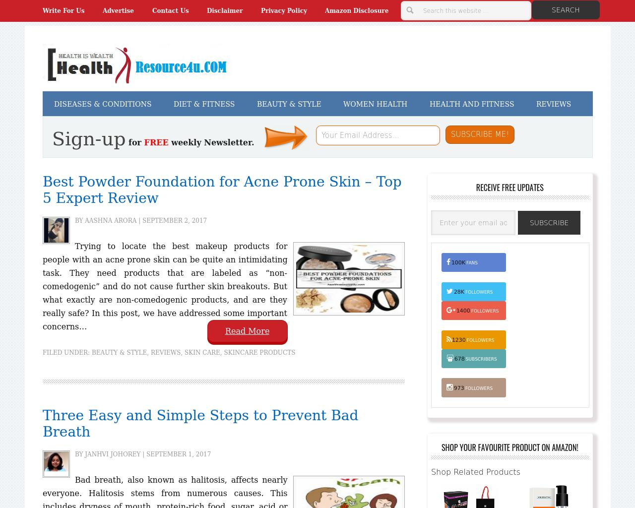 Healthresource4u.com-Advertising-Reviews-Pricing