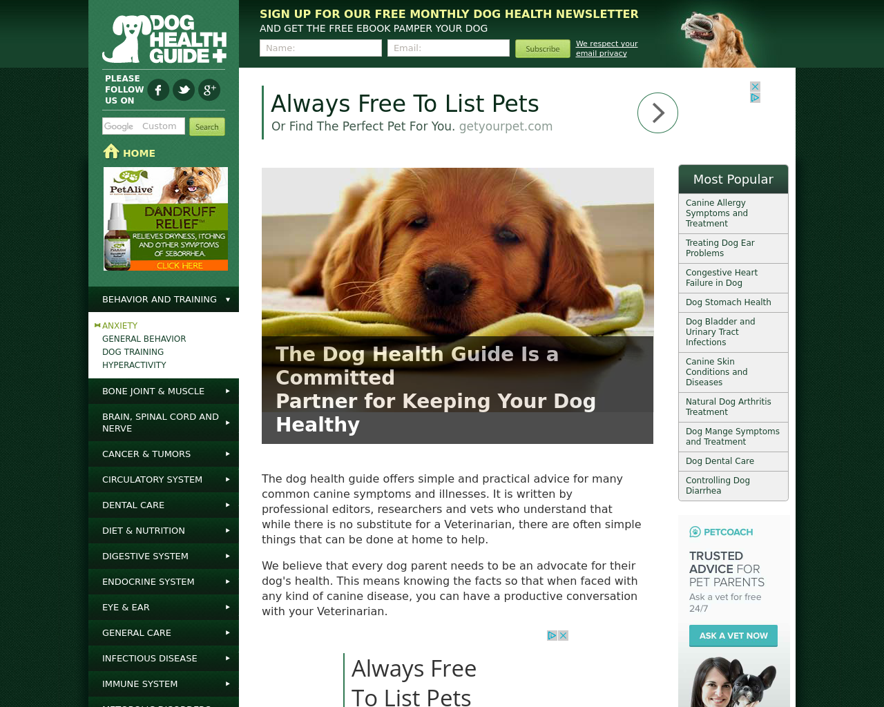 Dog-Health-Guide-Advertising-Reviews-Pricing