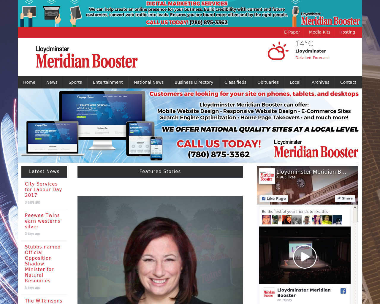 The-Lloydminster-Meridian-Booster-Advertising-Reviews-Pricing