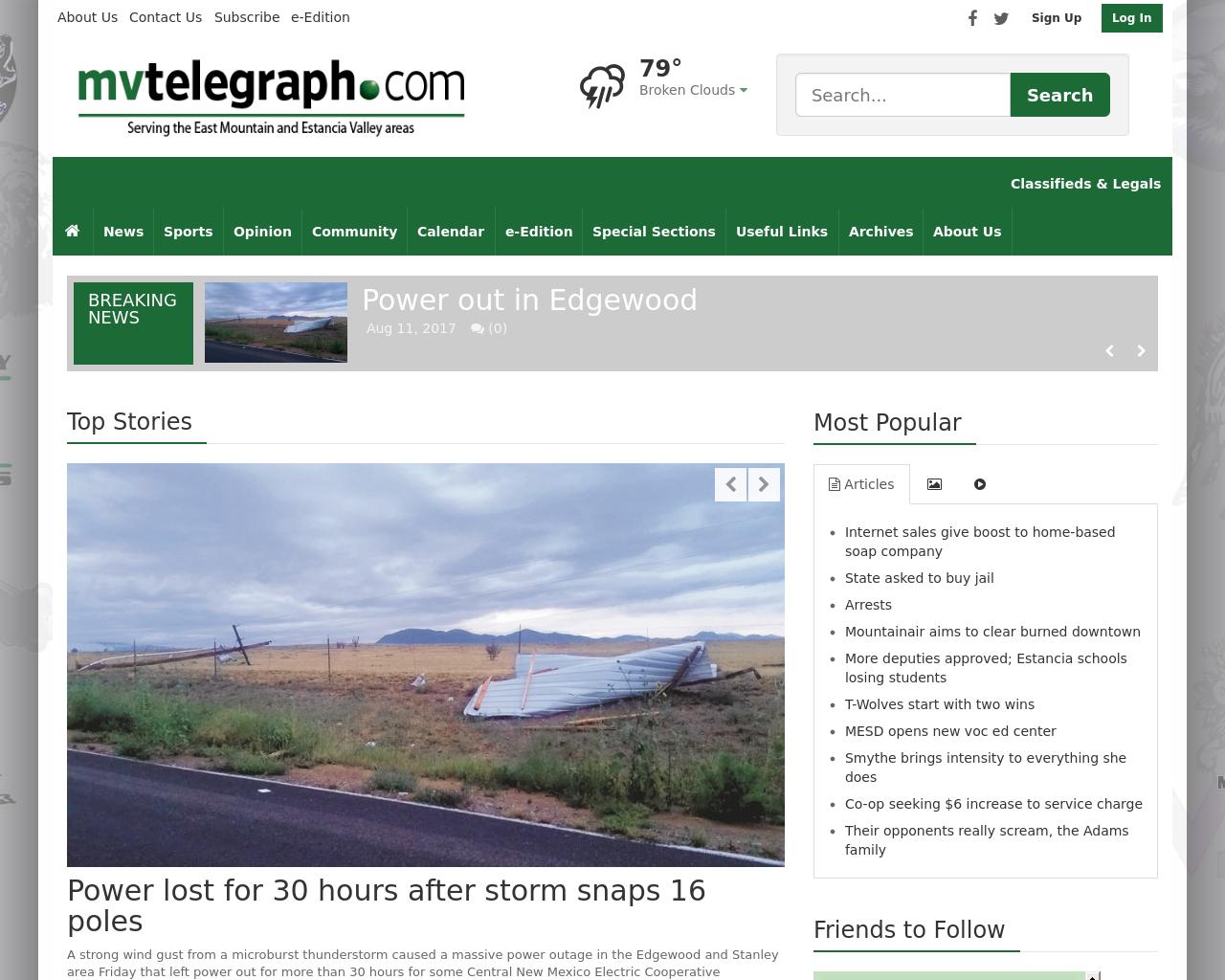 Mountain-View-Telegraph-Advertising-Reviews-Pricing