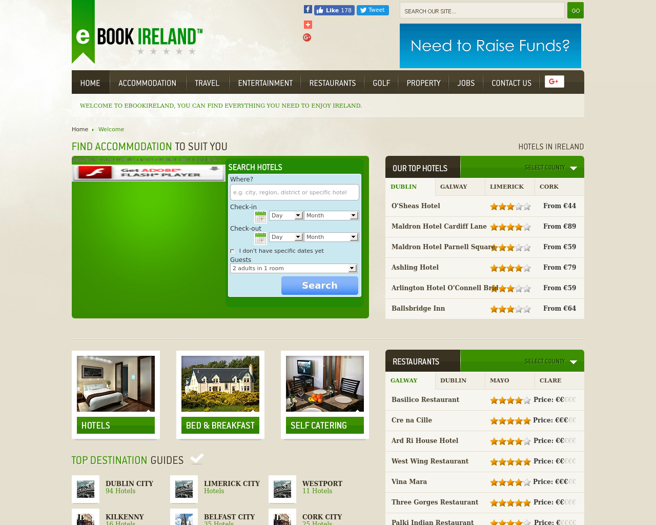 eBook-Ireland-Advertising-Reviews-Pricing