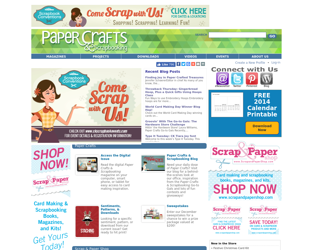 Paper-Crafts-And-Scrapbooking-Advertising-Reviews-Pricing