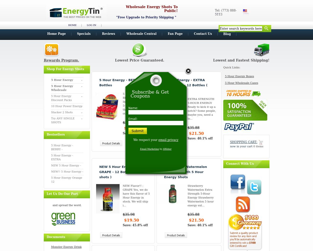 EnergyTin.com-Advertising-Reviews-Pricing