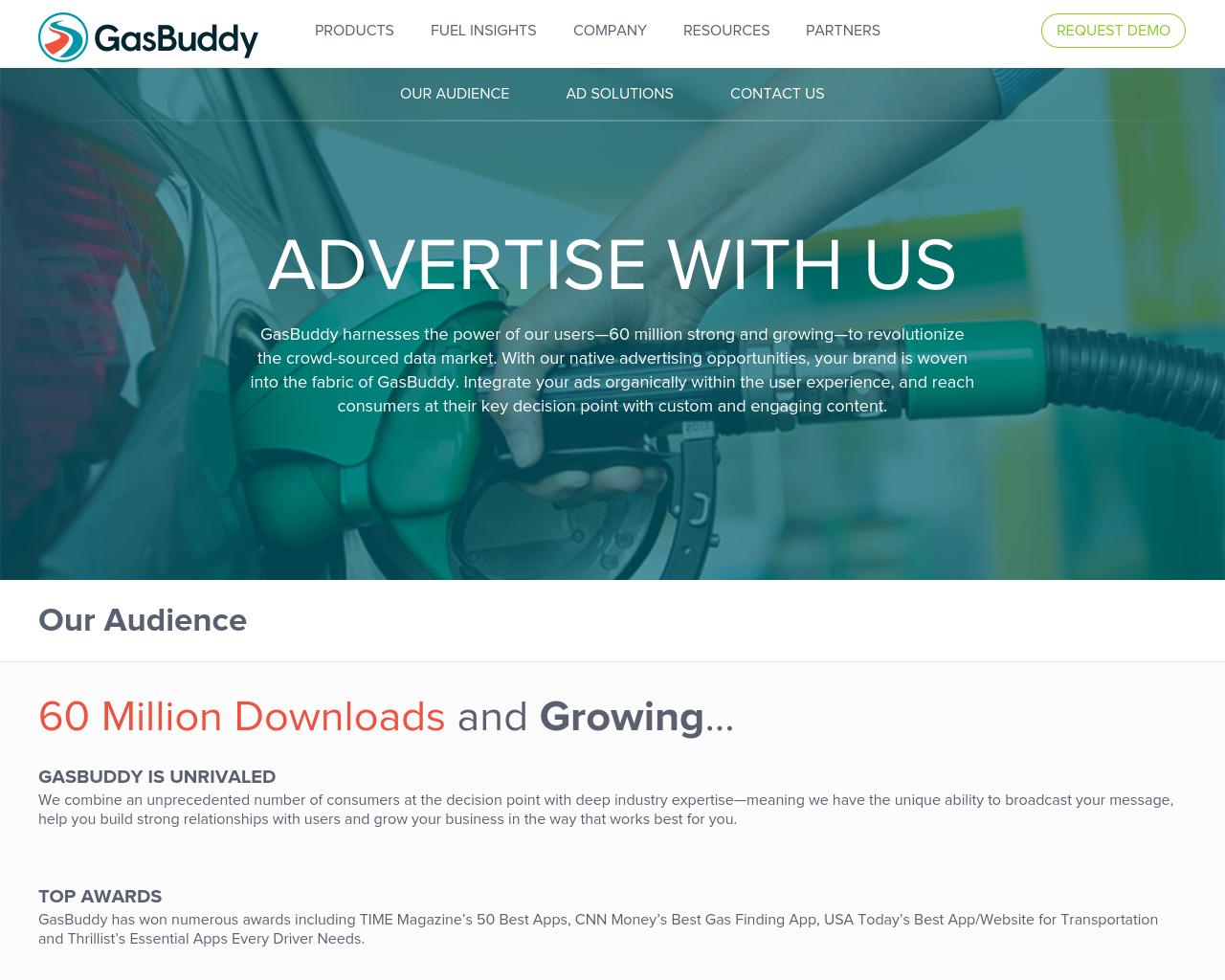 Ohio-GasBuddy-Advertising-Reviews-Pricing