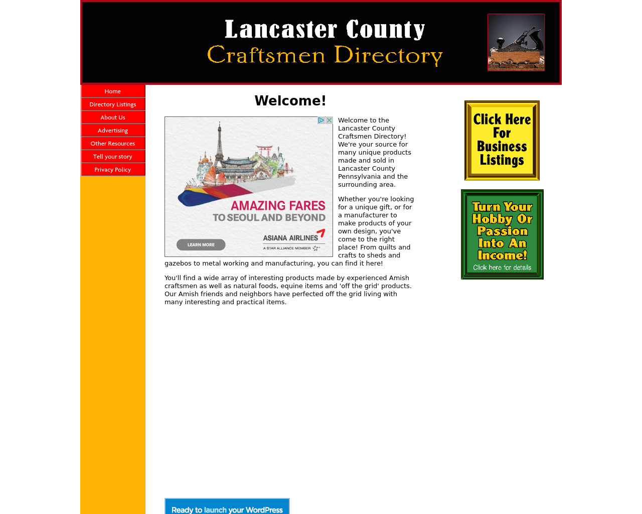 LancasterCountyCraftsmenDirectory-Advertising-Reviews-Pricing