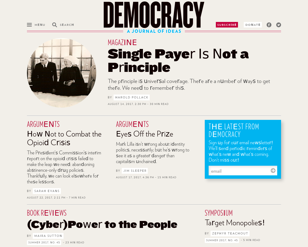 Democracy-Journal-Advertising-Reviews-Pricing