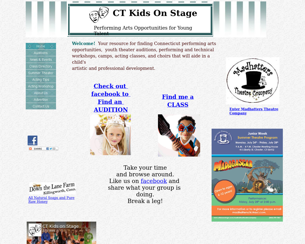 Ct-Kids-On-Stage-Advertising-Reviews-Pricing