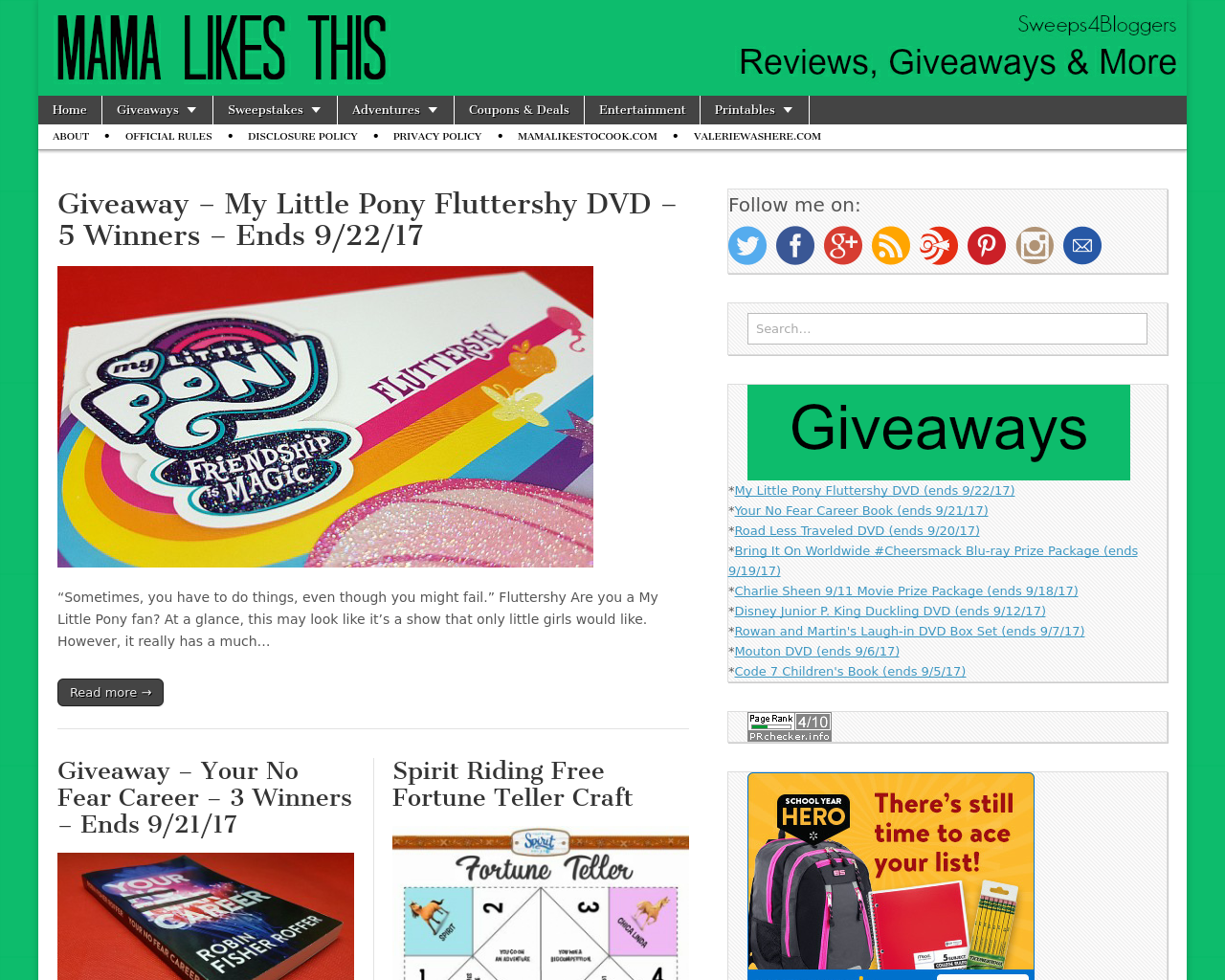 Mama-Likes-This-Sweeps4Bloggers-Advertising-Reviews-Pricing