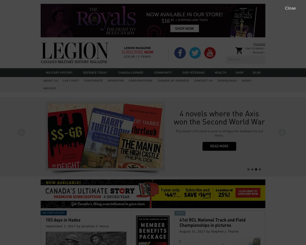 Legion-Magazine-Advertising-Reviews-Pricing