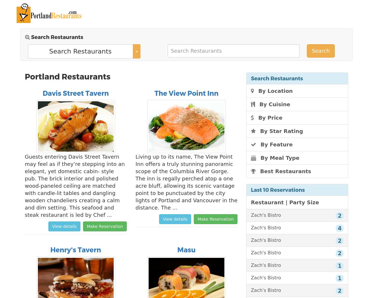 Portlandrestaurants.com-Advertising-Reviews-Pricing