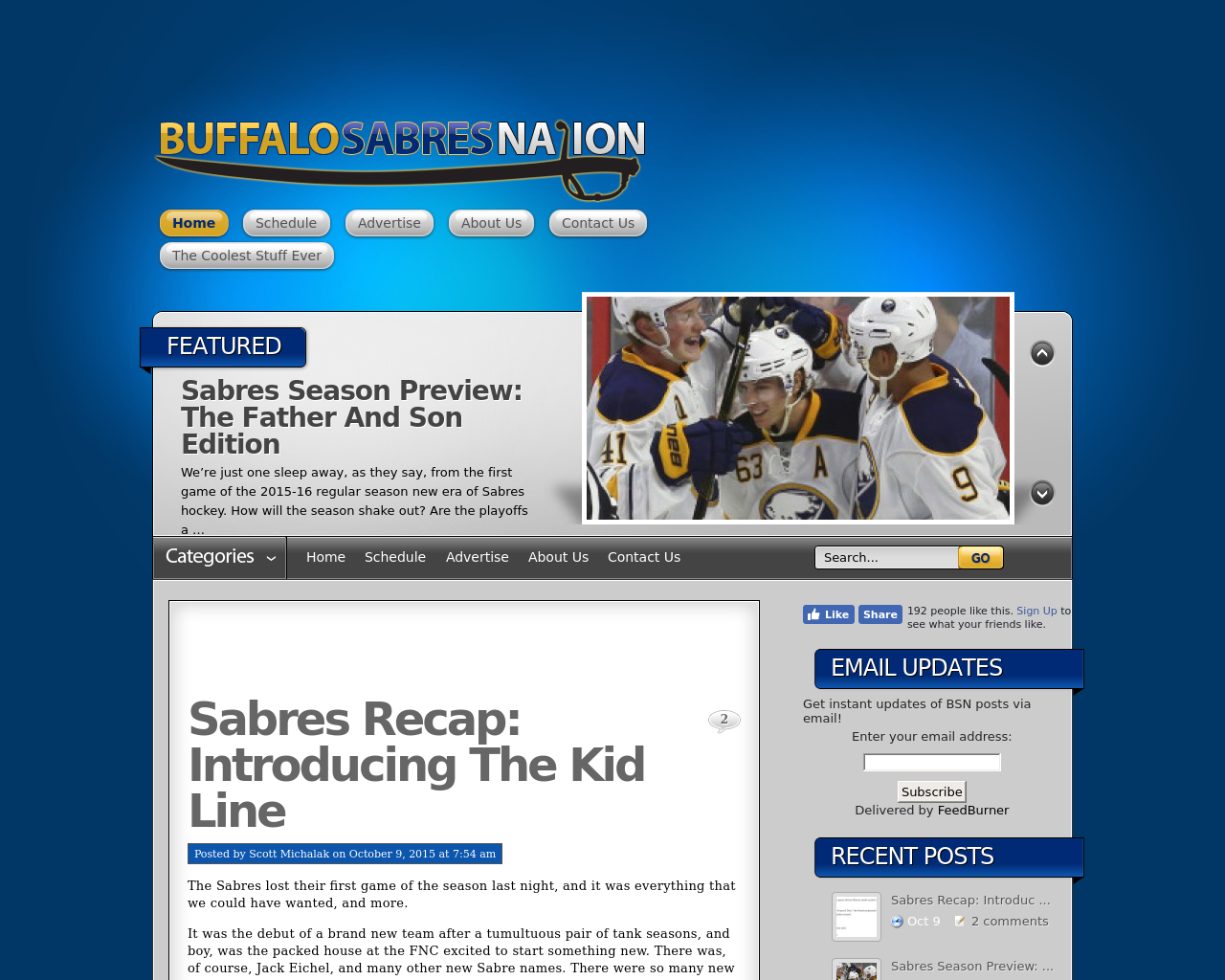 BuffaloSabresNation-Advertising-Reviews-Pricing