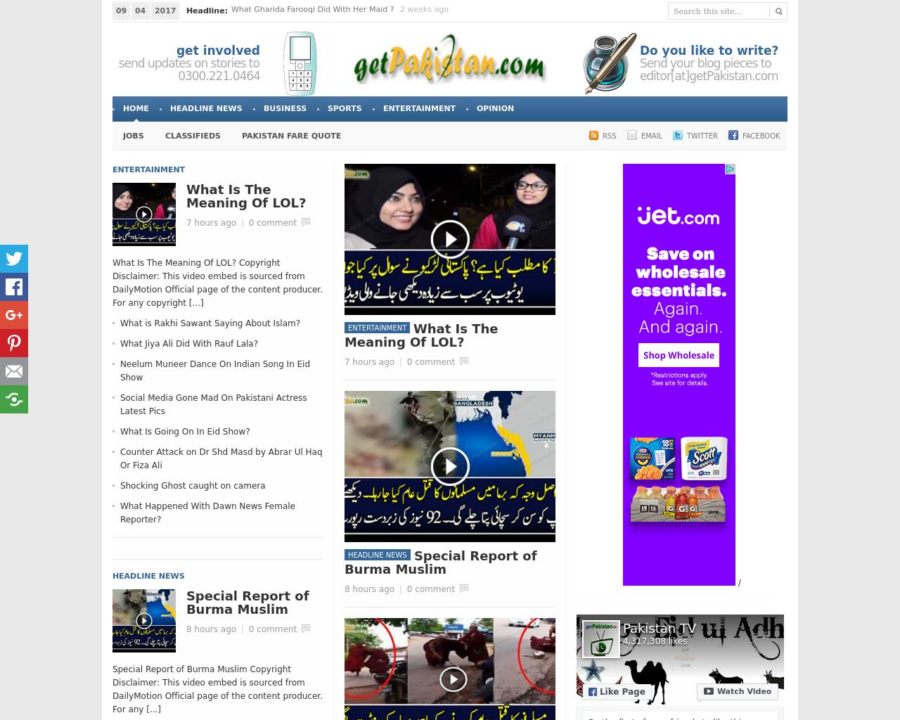 getPakistan.com-Advertising-Reviews-Pricing