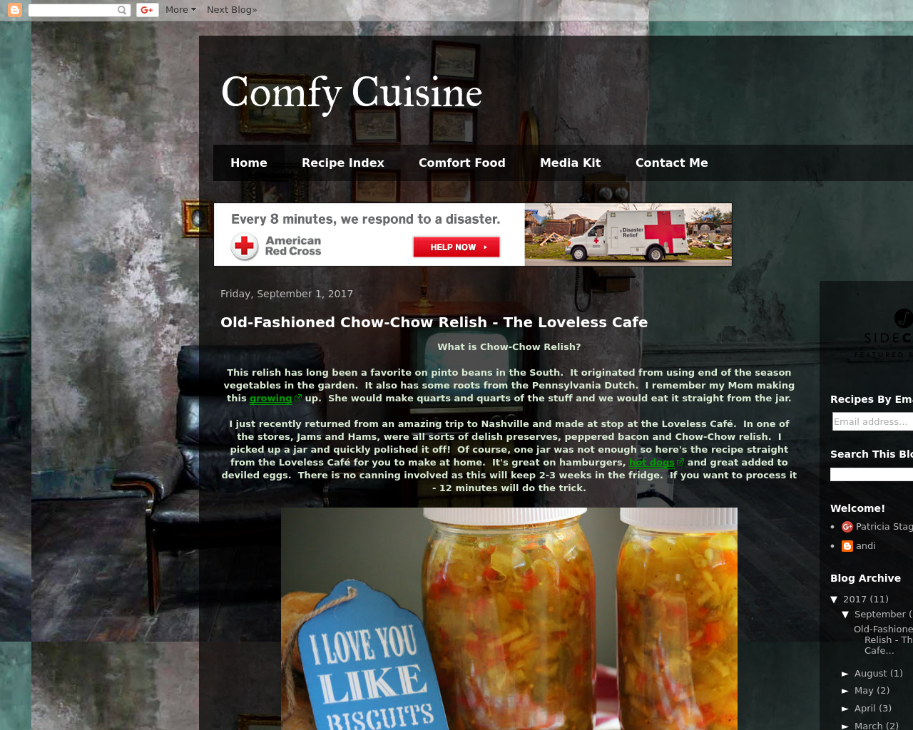 Comfy-Cuisine-Advertising-Reviews-Pricing