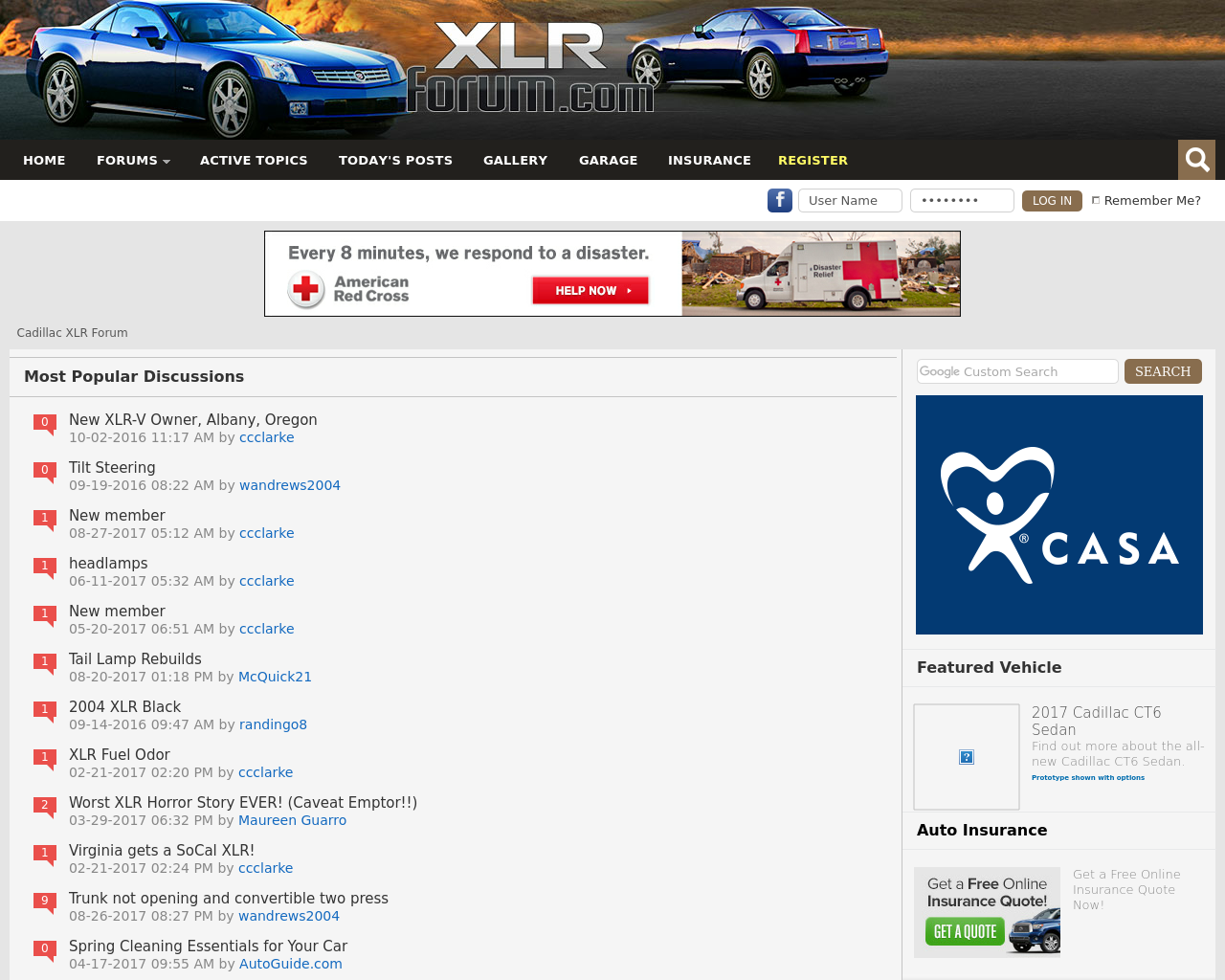XLRForum.com-Advertising-Reviews-Pricing