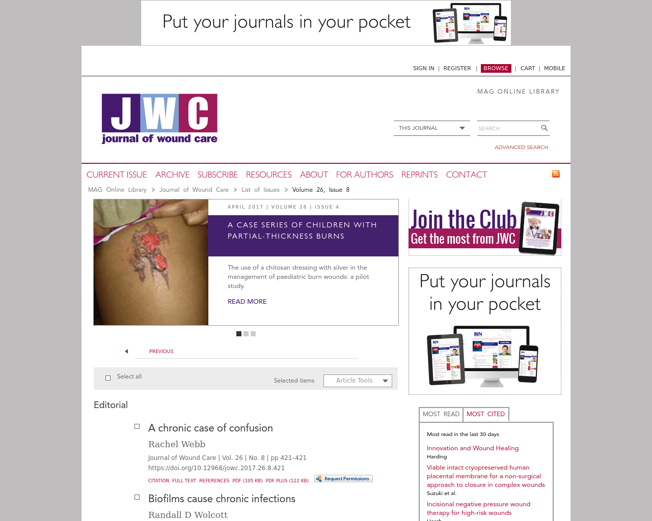 Journal-Of-Wound-Care-Advertising-Reviews-Pricing