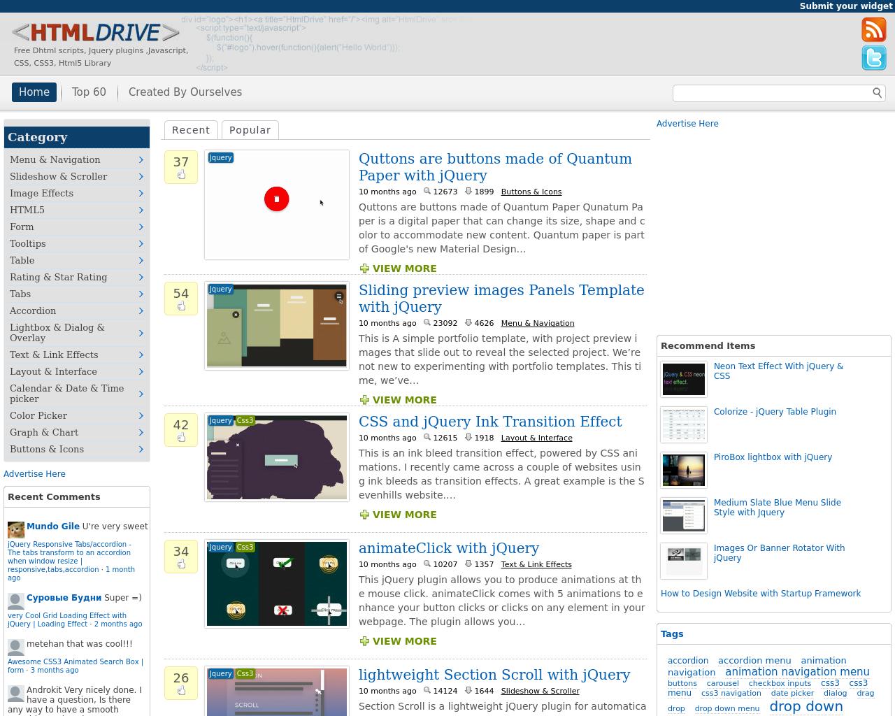 HtmlDrive-Advertising-Reviews-Pricing