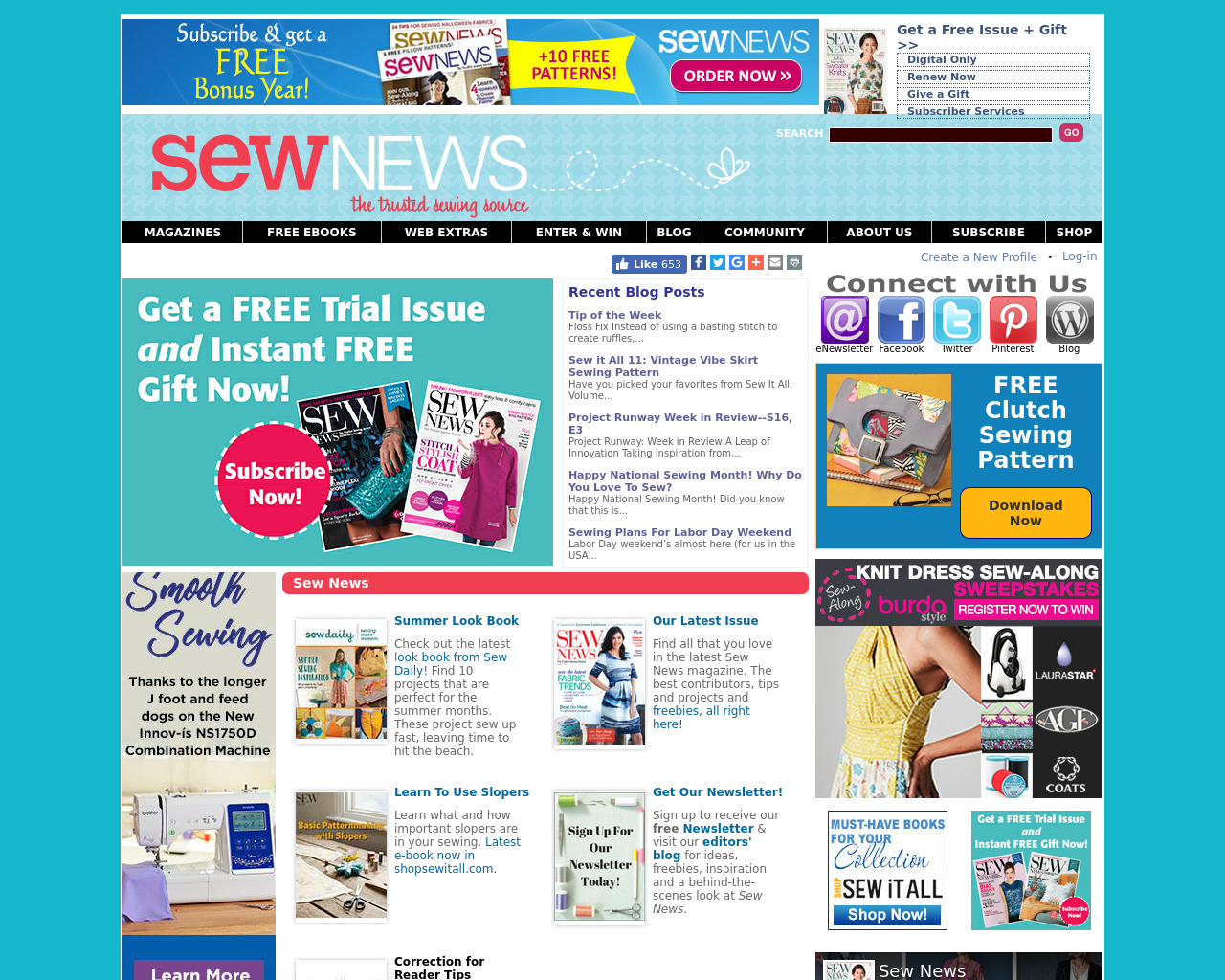 Sew-News-Advertising-Reviews-Pricing