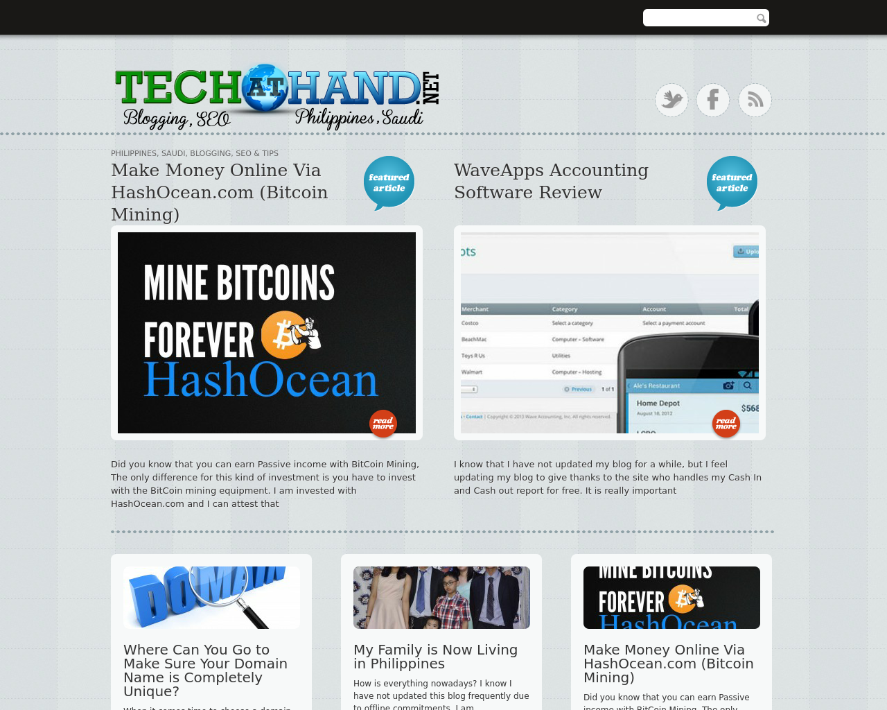 TECH-AT-HAND.NET-Advertising-Reviews-Pricing