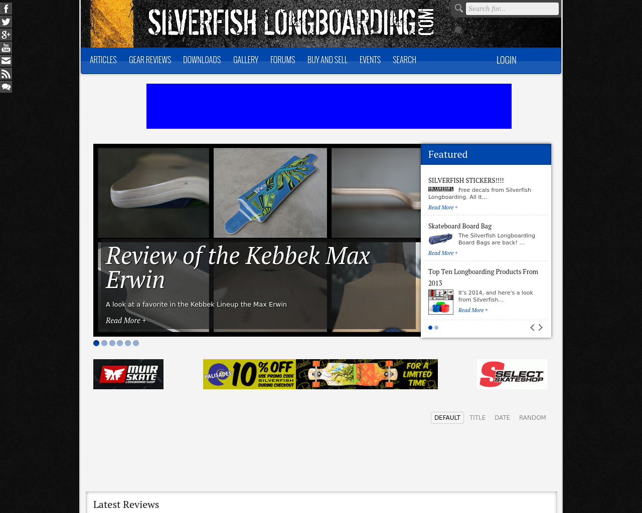 Silverfish-Longboarding-Advertising-Reviews-Pricing