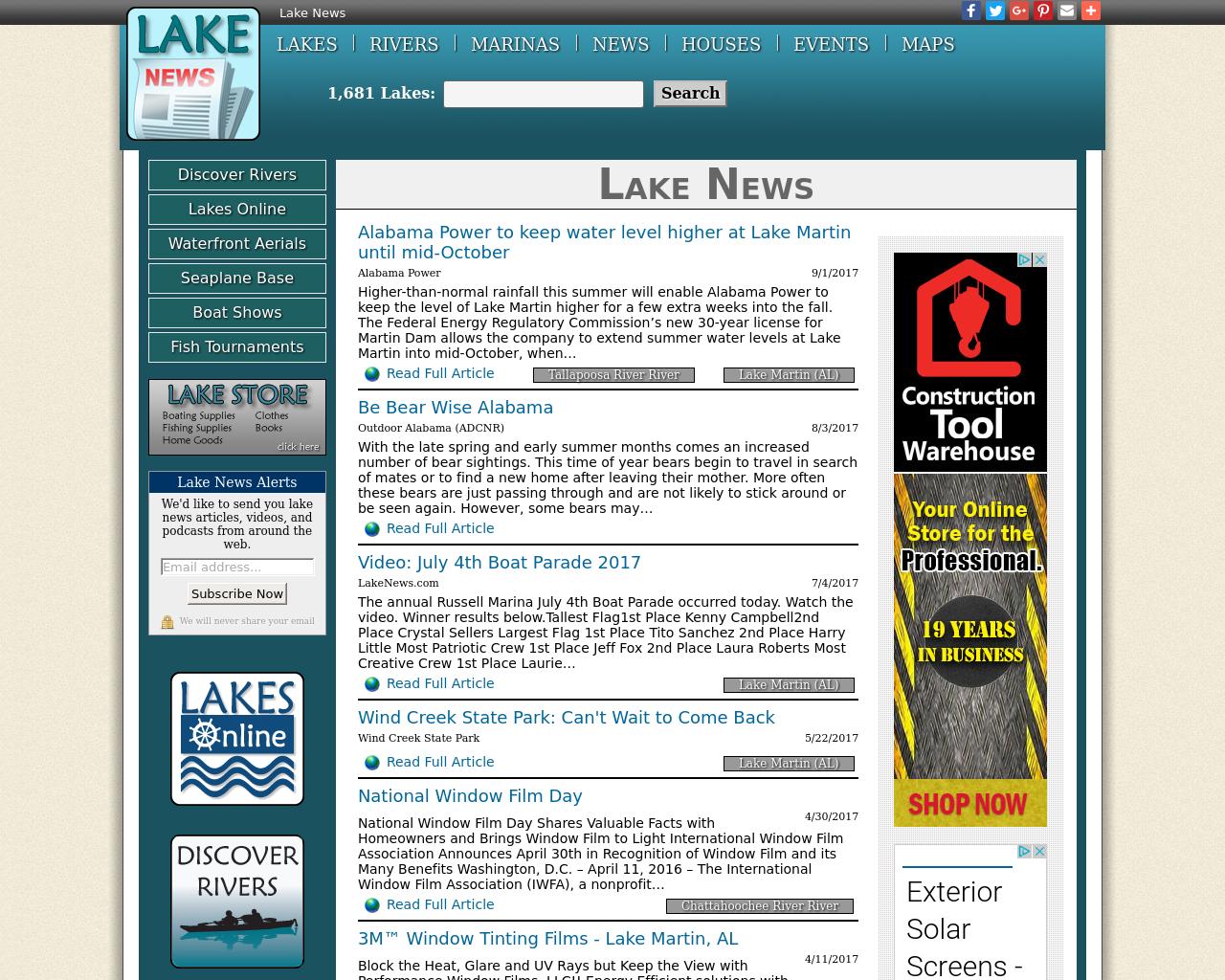 Lake-News-Advertising-Reviews-Pricing