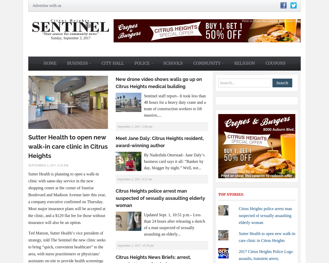 Citrus-Heights-Sentinel-Advertising-Reviews-Pricing