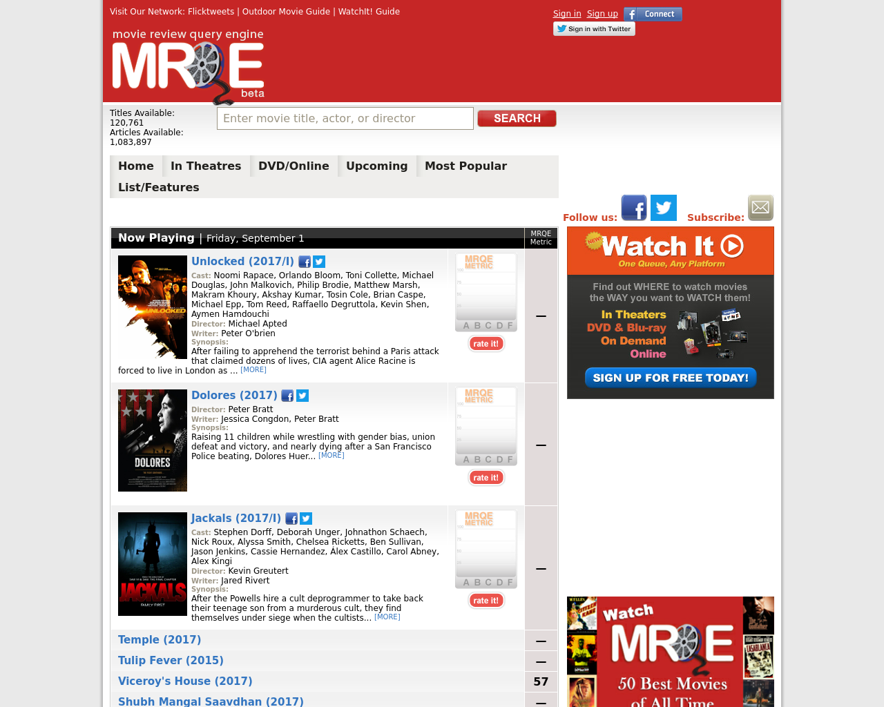 Movie-Review-Query-Engine-Advertising-Reviews-Pricing