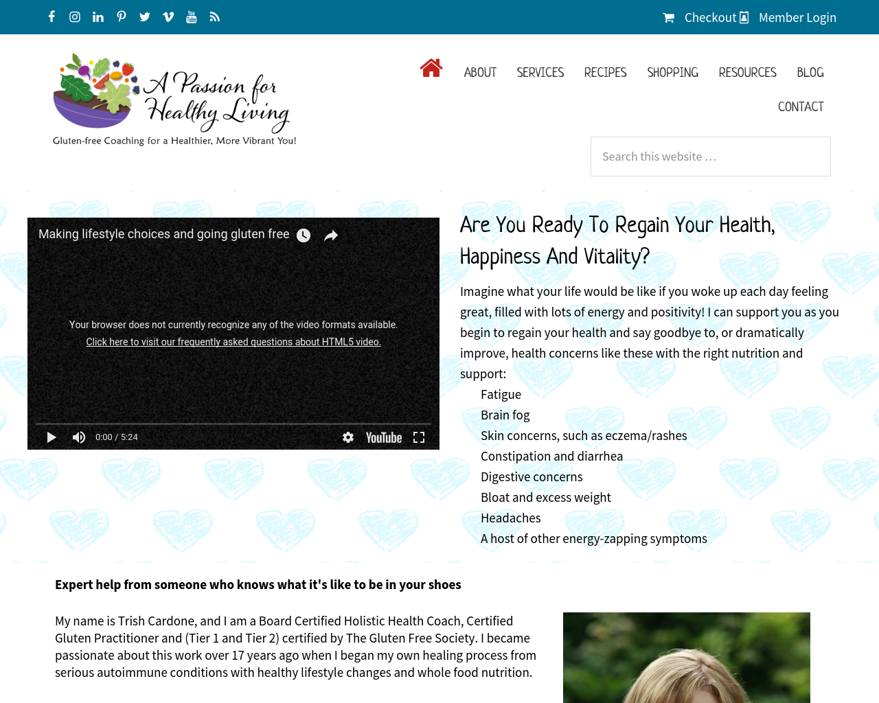 A-Passion-For-Healthy-Living-Advertising-Reviews-Pricing