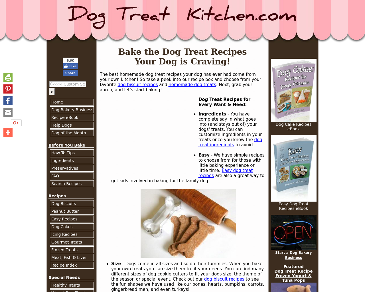 Dogtreatkitchen.com-Advertising-Reviews-Pricing