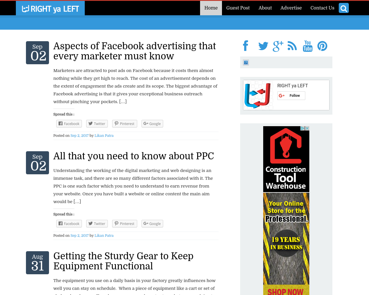 RIGHTyaLEFT-Advertising-Reviews-Pricing