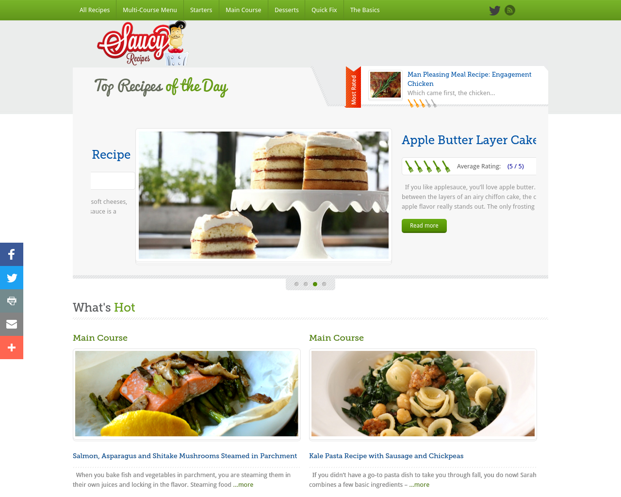 Saucy-Recipes-Advertising-Reviews-Pricing