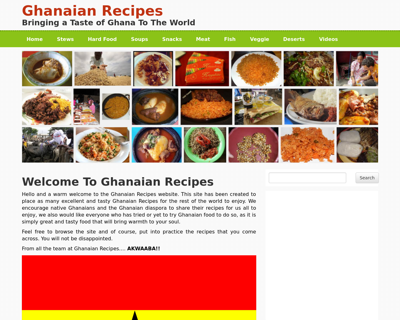 Ghanaian-Recipes-Advertising-Reviews-Pricing