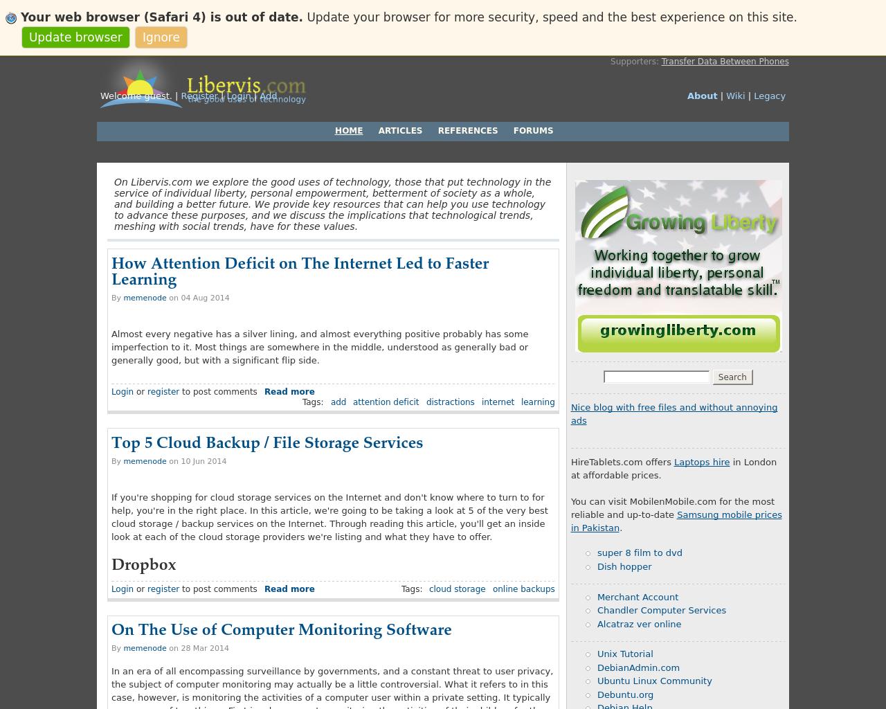 Libervis.com-Advertising-Reviews-Pricing