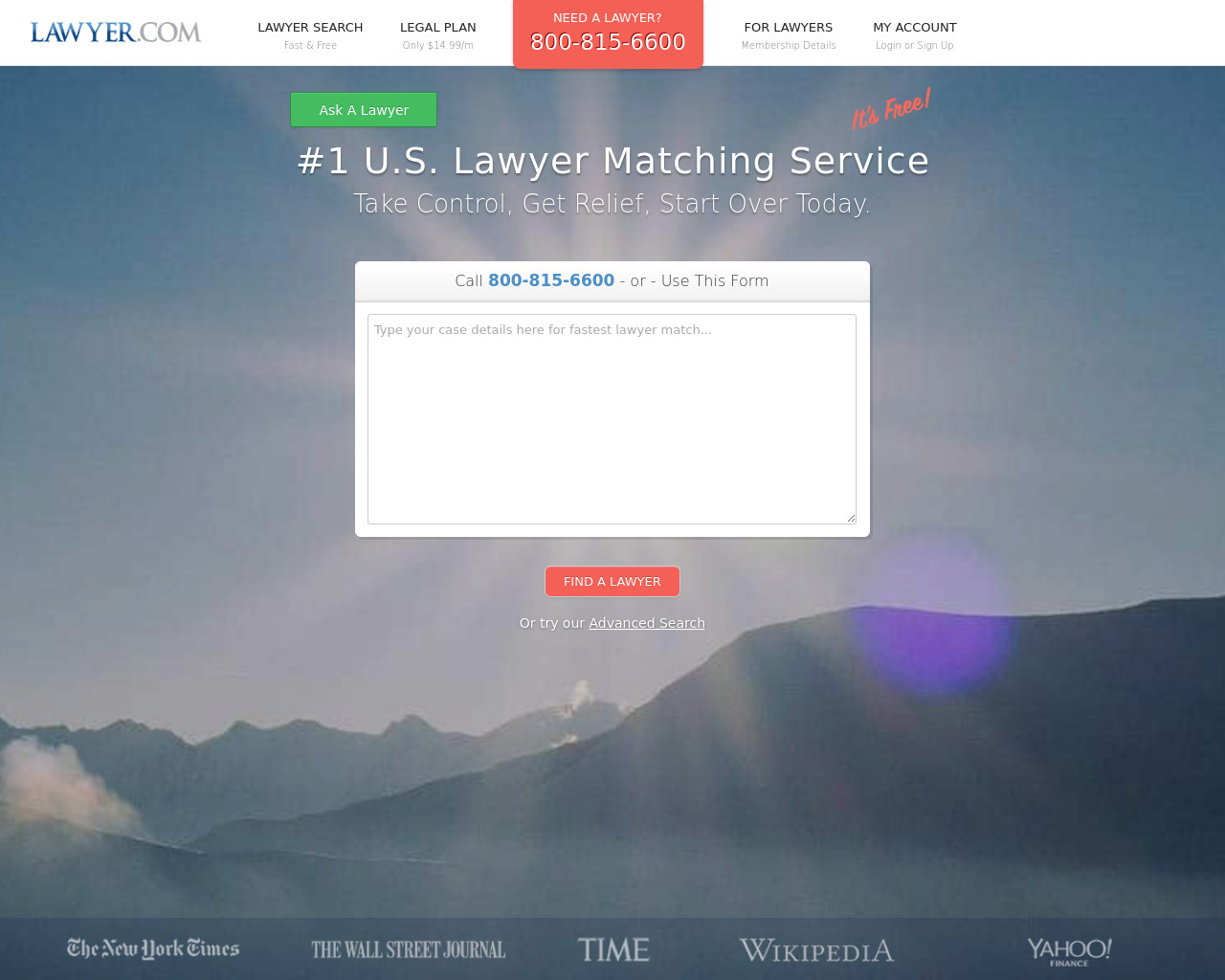 LAWYER.COM-Advertising-Reviews-Pricing