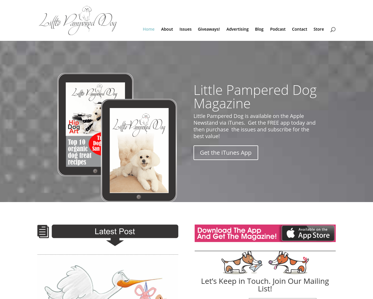 Little-Pampered-Dog-Advertising-Reviews-Pricing