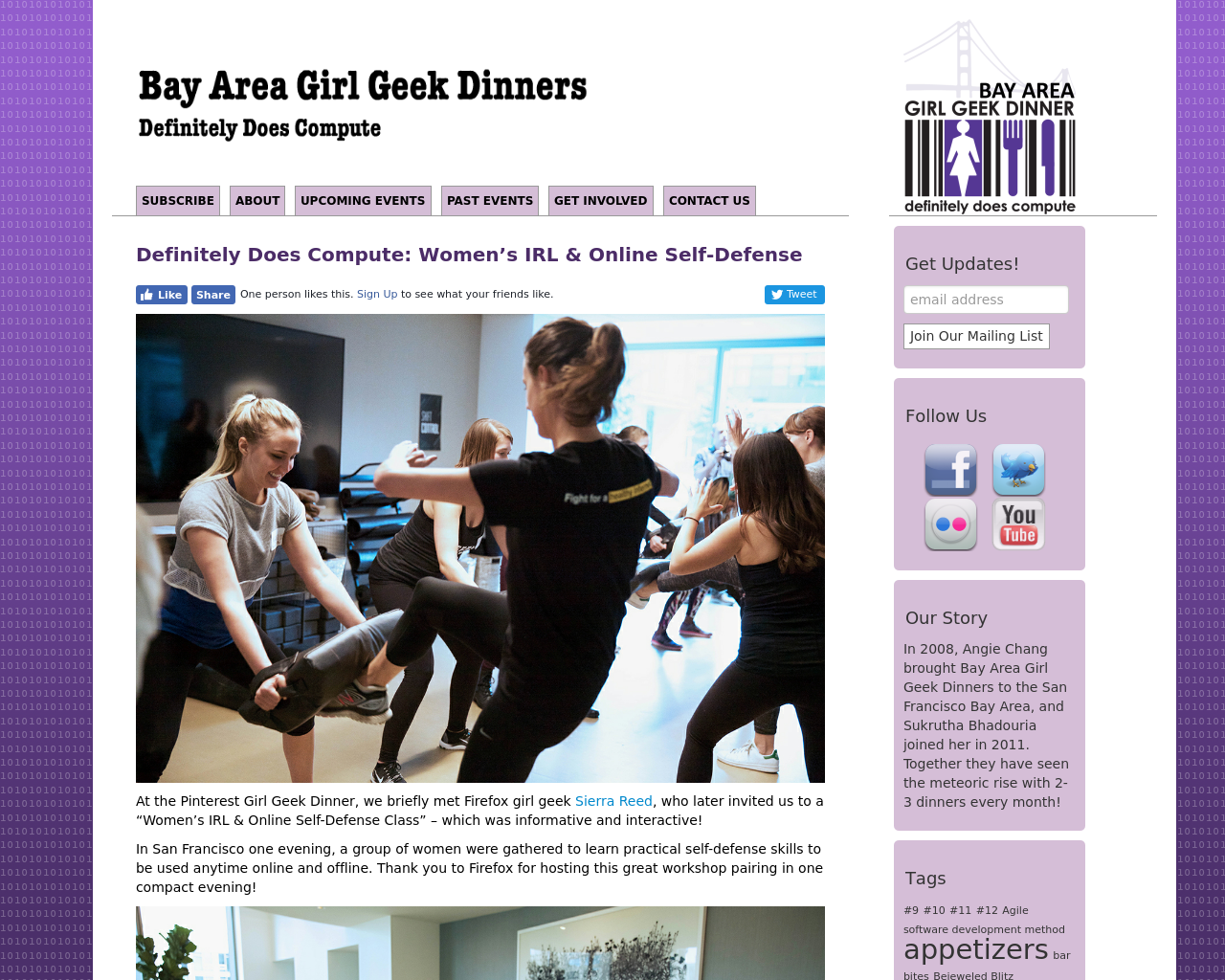 Bay-Area-Girl-Geek-Dinners-Advertising-Reviews-Pricing