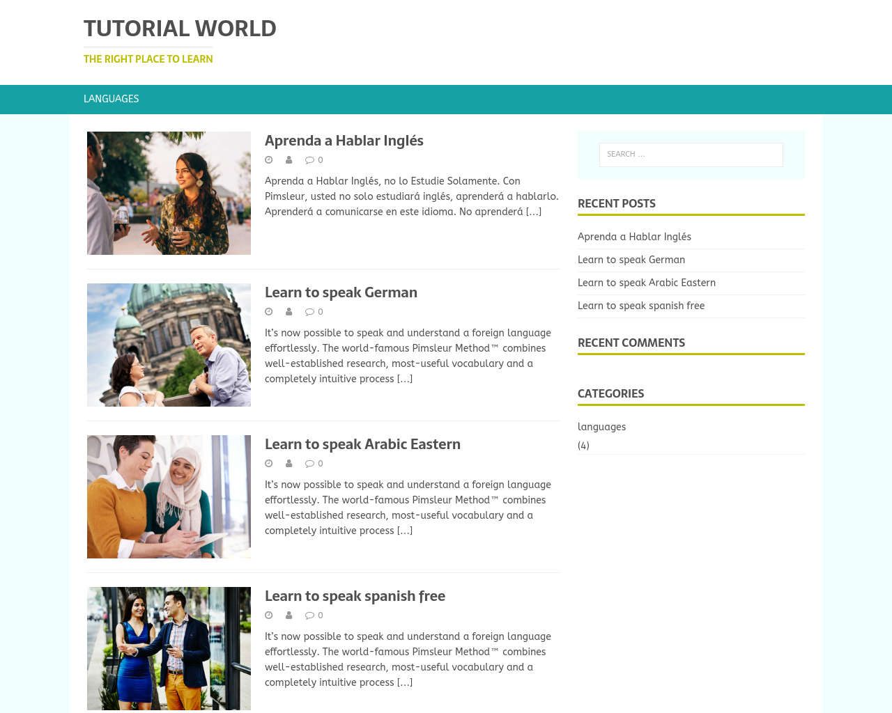 TutorialWorld-Advertising-Reviews-Pricing