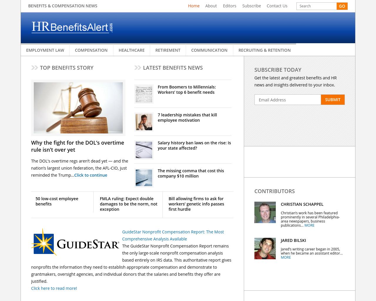 HR-Benefits-Alert-Advertising-Reviews-Pricing