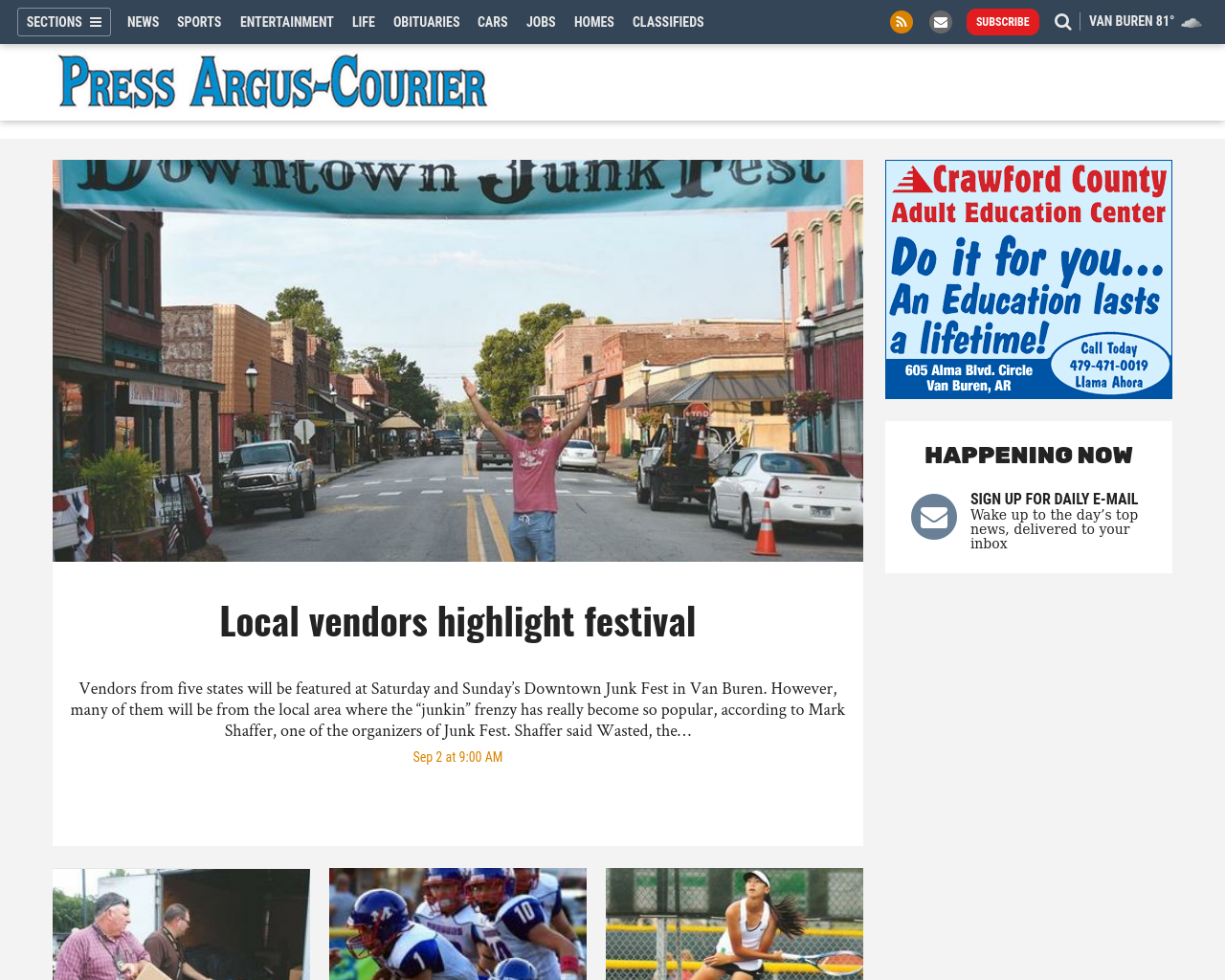 Press-Argus-Courier-Advertising-Reviews-Pricing