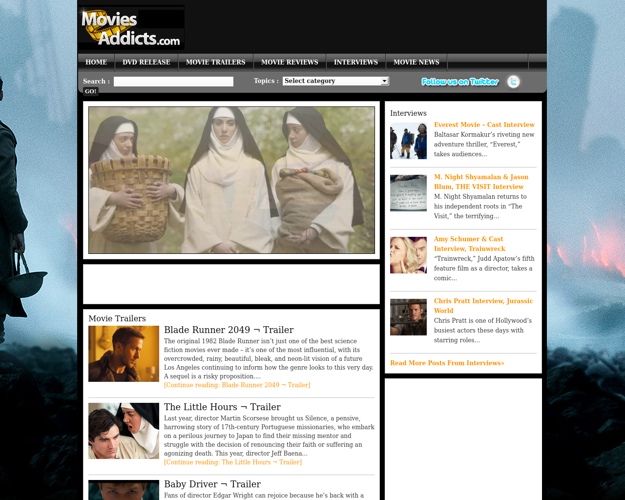 MoviesAddicts.com-Advertising-Reviews-Pricing