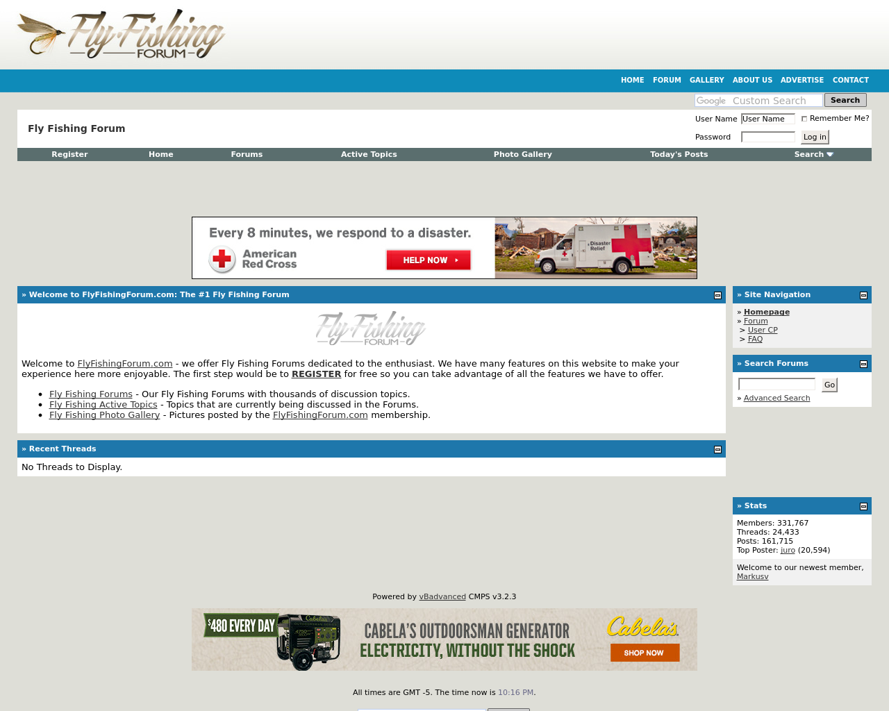 Fly-Fishing-Forum-Advertising-Reviews-Pricing