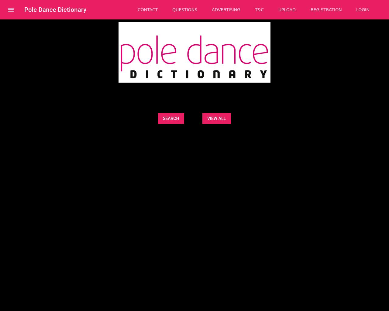 Poledancedictionary.com-Advertising-Reviews-Pricing