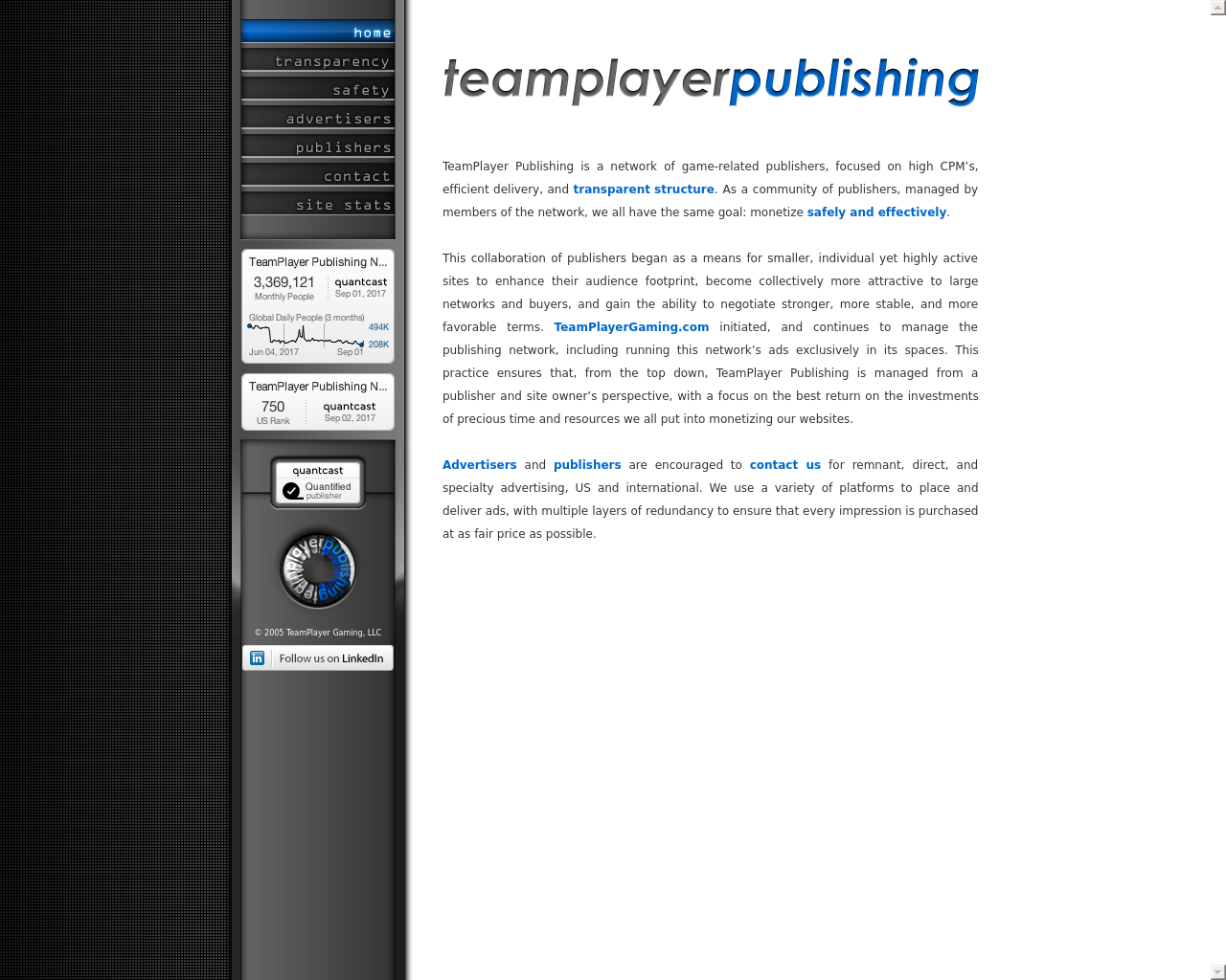 TeamPlayer-Publishing-Advertising-Reviews-Pricing