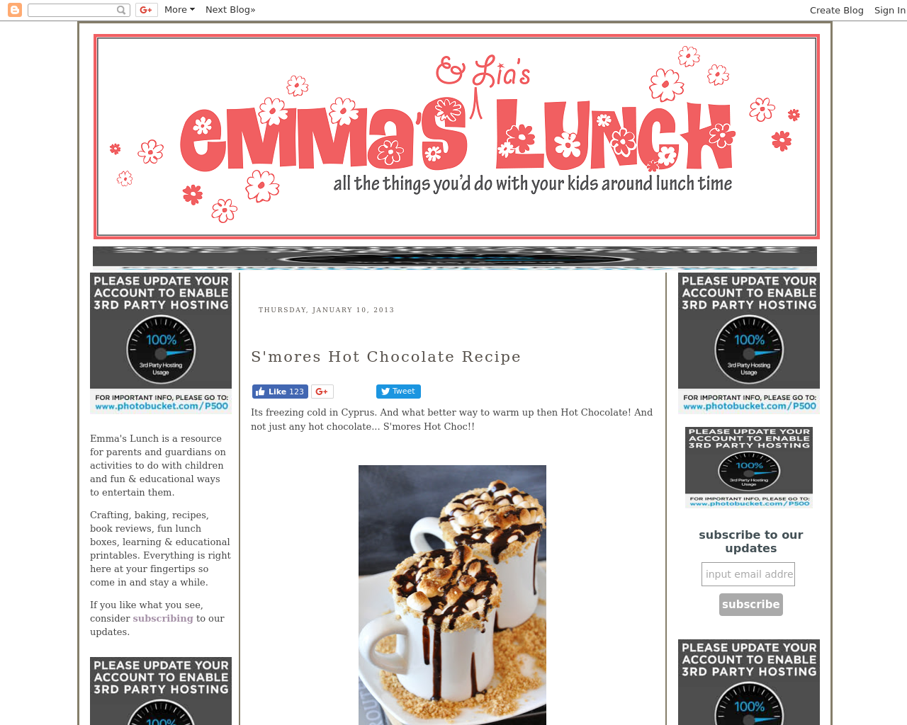 Emma's-Lunch-Advertising-Reviews-Pricing