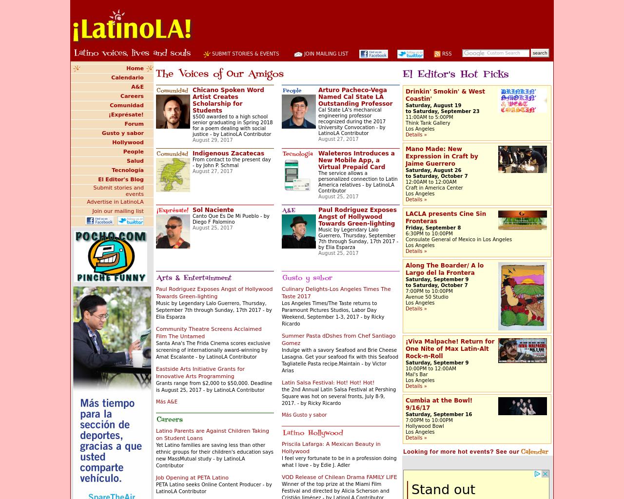 LatinoLA-Advertising-Reviews-Pricing