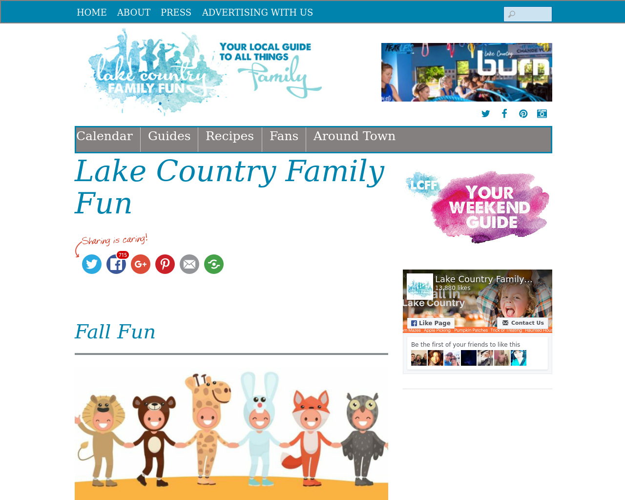 Lake-Country-Family-Fun-Advertising-Reviews-Pricing