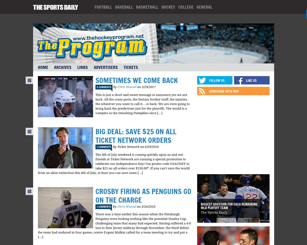 The-Hockey-Program-Advertising-Reviews-Pricing
