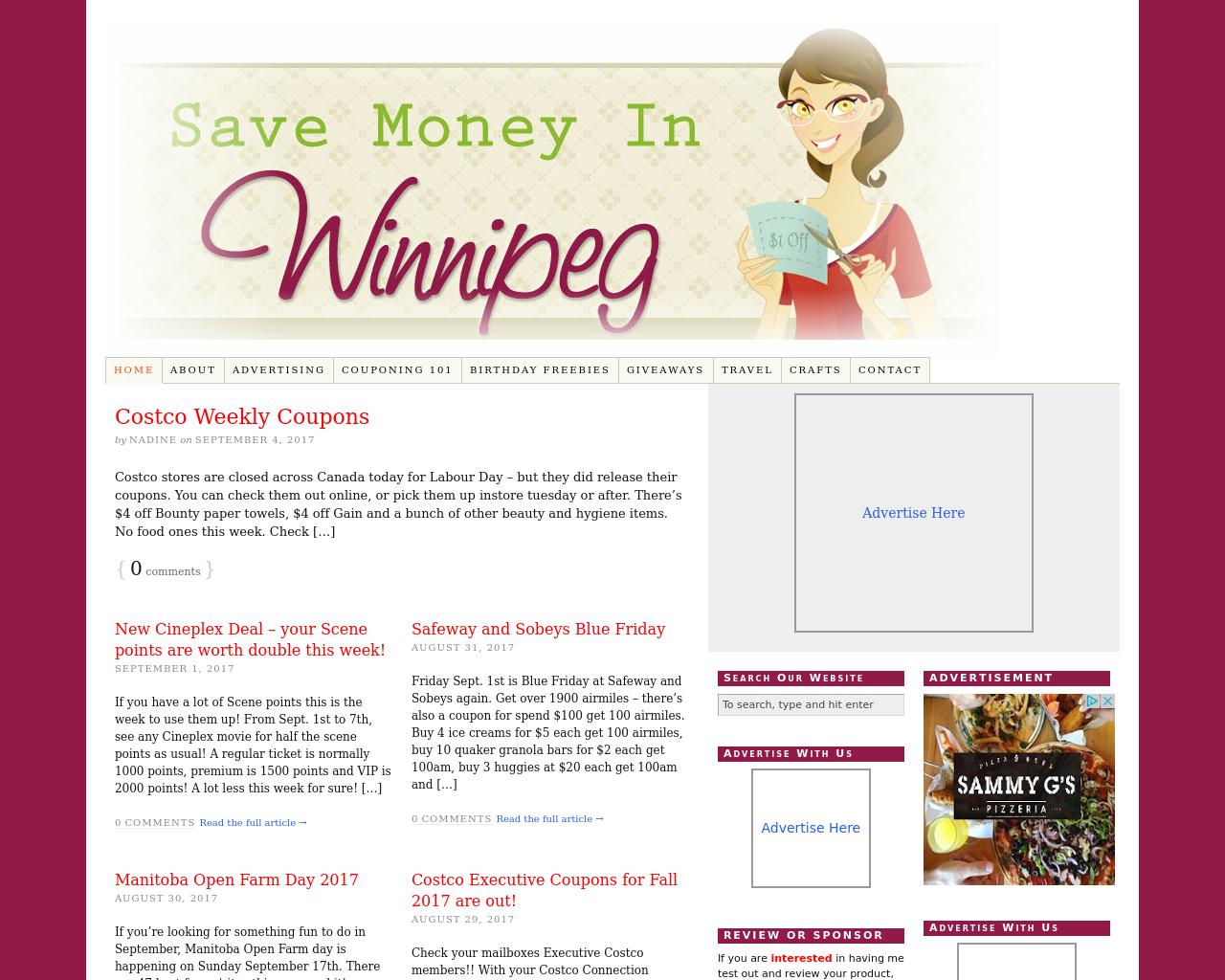 Save-Money-in-Winnipeg-Advertising-Reviews-Pricing