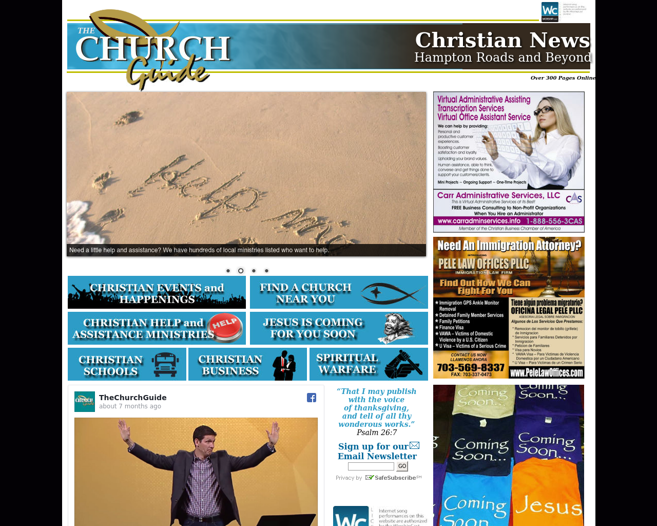 Christian-News,-Christian-Events,-Christian-Churches-Advertising-Reviews-Pricing