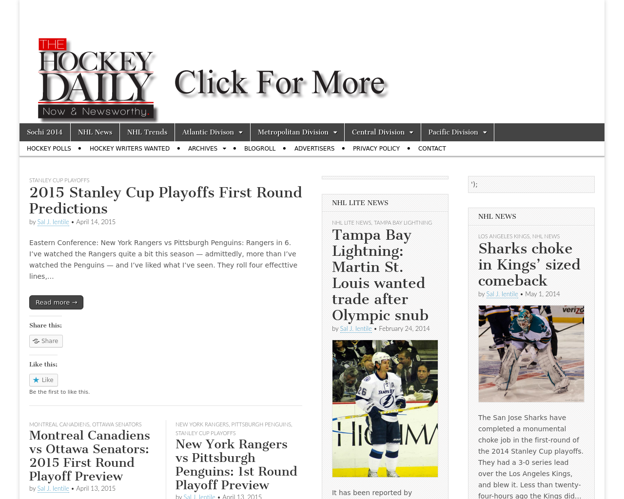 The-Hockey-Daily-Advertising-Reviews-Pricing